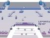 Схема зала прилета Шереметьево-2