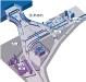 Схема парковки Шереметьево-2